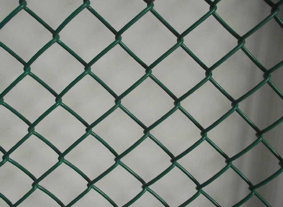 体育场为什么会选择勾花网