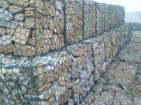 石笼网的效果怎样才能发挥到极致