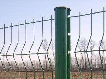 隔离栅立柱