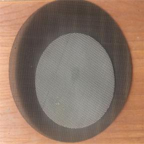 深圳塑胶专用过滤网各种圆片规格厂家直销