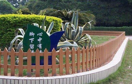 防护网厂家讲述花园护栏网的标准