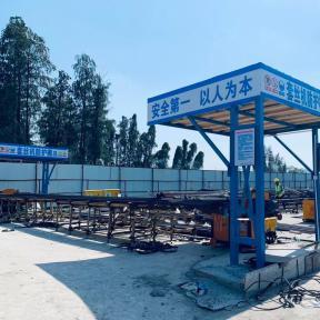 深圳钢筋加工棚